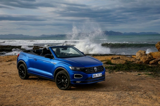 How much is the first convertible SUV from Volkswagen, the T-Roc Cabrio?