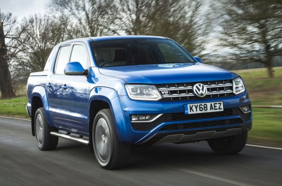 Volkswagen Amarok will look very different. What do the Germans cook?