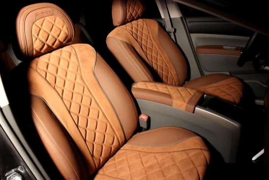 What does a Toyota Prius look like with a Rolls-Royce interior?