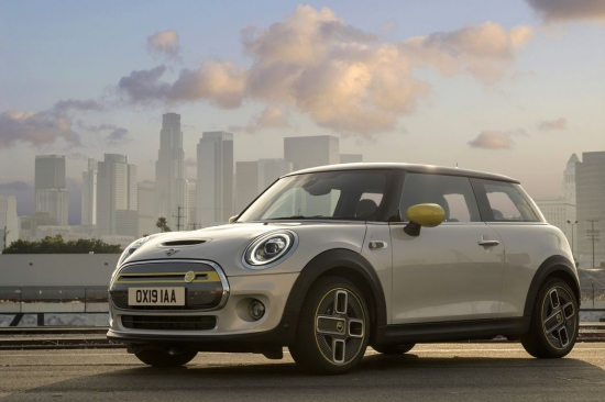 The Mini Cooper SE is one of the most affordable electric vehicles